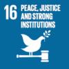UN SDG GOALS 16